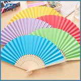Custom Hand Control Fold up Fans for Cooling Foldable Fans