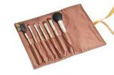 Wholesales 7PCS Makeup Brush with Fabric Bag