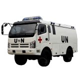 Dongfeng 4× 4 Diesel Medical Ambulance Bus