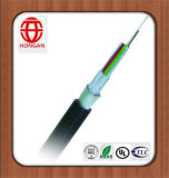 GYFTY 8 Core 3000n Optical Fiber Cable with High Quality