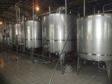 Full Automatic 2000L/H Yoghourt Processing Line
