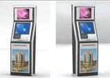 Dual Display Self Service Touch Srceen Information Kiosk Terminal