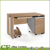 2014 Office Furniture Computer Desk with Cup Holder and Pedestal