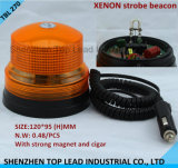 South America DC12-24V Xenon Strobe Warning Light with Magnet Base