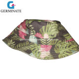 100%Cotton Sun Hat with All of Water Print for Shell (LY016)