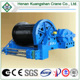 Slow Speed Electric Winch, Electric Winch, Lifting Equipment