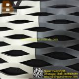 Diamond Aluminum Decoration Expanded Metal Mesh of 3D Wallpap