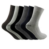 China Supply Men`S Business Work-Dress Socks