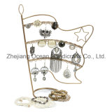 Wrought Iron Christmas Decoration for Earrings (wy-4437)