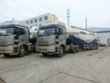 Cimc Cement Tank Transport Semi Trailer with Good Quality