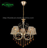 Modern Crystal Pendant Lamp/Glass Chandelier (D-9302/5)