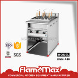 Gas Pasta Noodles Cooker for Convenient Shop (HGN-748)