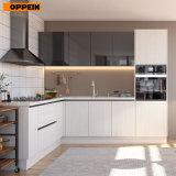 Oppein Modular Kitchen Cabinets Type Kitchen Set with Discount Price