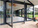 Alumininum Glass Hinged Door Price