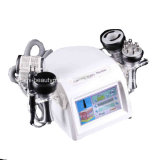 Portable RF Cavitation Vacuum Slimming Machine for Whole Body Weight Loss and Skin Tightening Have Hot and Cold Hammer for Face Care