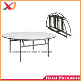 Cheap Wooden Folding Table for Meeting/Banquet/Wedding/Hotel/Restaurant