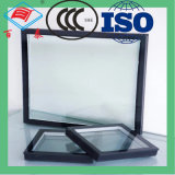 Cheap Energy Saving Double Pane Curtain Wall Tempered Argon Hollow Reflective Insulated Low E Solar Absober Glass