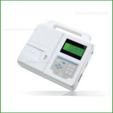 ECG-100 Cheap 1 Channel Digital ECG Electrocardiograph Machine with Ce