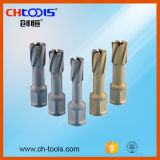 TCT Magnetic Drill Bit with Weldon Shank (DNTX)