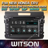 Witson Windows Radio Stereo DVD Player for Honda CRV 2012 2014
