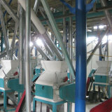 Hammer Roller Maize Grits Grinding Corn Flour Milling Mill Making Machine