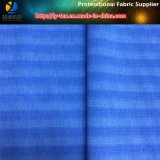 Nylon Polyester Plain Weft Stretch Stripe Fabric