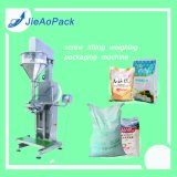 Lifting Weighing Packing Machine for Powder Filling with Good Price (JAS-100-B)
