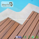 Low MOQ WPC Composite Wood Decking with Cheap Price