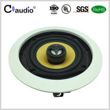 5.25 Inch Titanium Dome Tweeter in Ceiling Speaker with Glass Fiber Cone