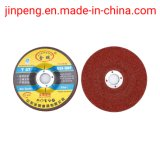 "4"" 100X6X16mm Grinding Disc Metal Inox Grinding Wheel"