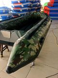 High Quality 1.2mm PVC Inflatable Boat 1.5m-12m for Fishing