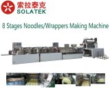 8-Stages Automatic Wrapper Making Machine (SK-8430) /Dumpling Wrapper Making Machine/Dough Making Machine/Manakish Making Machine/Pita Bread Making Machine