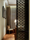 Perforated Metal Screens and Pattern, Laser Cut, Decorative Panel
