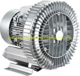 Industrial Blower Power Consumption Double Impeller 5.5kw Output Air Blowers