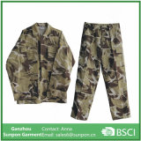 The Blouse and Trousers Camouflage Uniform Clothes