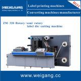 Rotary/Semi-Rotary Label Die Cutting Machine