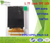 1.77 Inch 128*160 Spi LCD Dispay Replace Tianma TM018fdz83 TM018fdz52