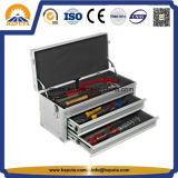 Aluminum Portable Tool Chest with 2 Drawers (HT-1227)