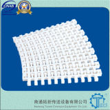 M2540 Radius Flush Grid Plastic Conveyor Belt for Food