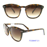 New Style Hand Made Acetate Sun Glasses Fcs8447