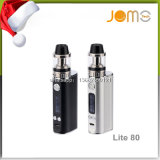 New Arrival Box Mod Ecig 80W Power Kit with Rdta Atomizer Tc