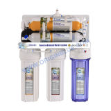 China Best Price Factory for 5 Stage RO Water Filter with Manual Flushing