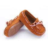 2019 Flat Wholesale Multicolor Fashion Casual Kid Girl Boy Casual Shoe Autumn Kids Infant Moccasins Cheap Baby Slip on Jut Shoes