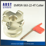 CNC Accessories Emr5r-S63-22-4t Face Mill Cutter Tool