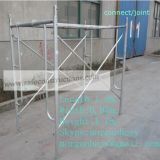 Safe SGS Passed Frame Scaffold for Construction