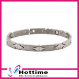 New Design Silver Color Magnetic Bracelet for Women