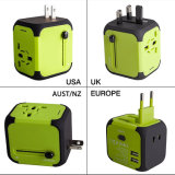 All-in-One Worldwide Travel Adapter for Us EU UK Au