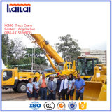 XCMG Qy50ka Truck Crane with Cummins Engine for Algeria Market