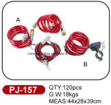 High Quality Bike Wire Lock Pj-157 in Hot Selling