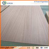 15mm/18mm AAA Sapele Plywood Board for Decoration